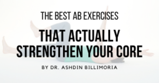 """The Best """"Ab"""" Exercises That Actually Strengthen Your Core"""