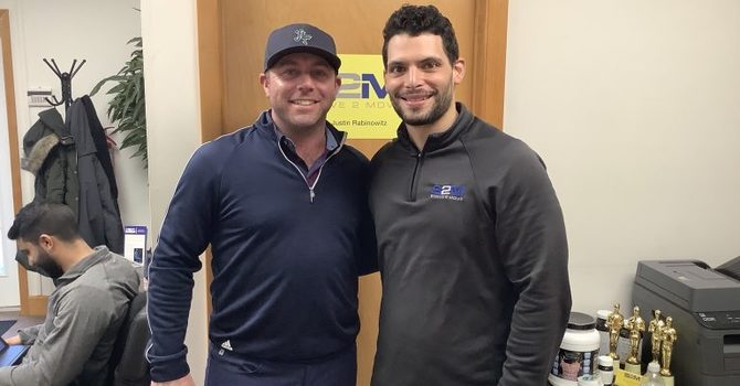 [NEW PODCAST] Nick Bova — Director of Instruction, Hamilton Farm Golf Club, and Dr. Justin's Personal Swing Coach image